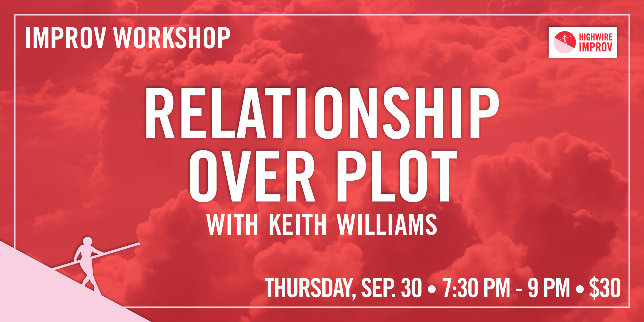 Relationship Over Plot with Keith Williams