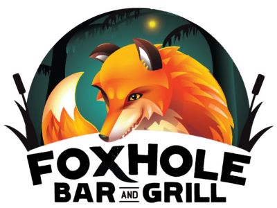 Fox Hole Bar and Grill Logo