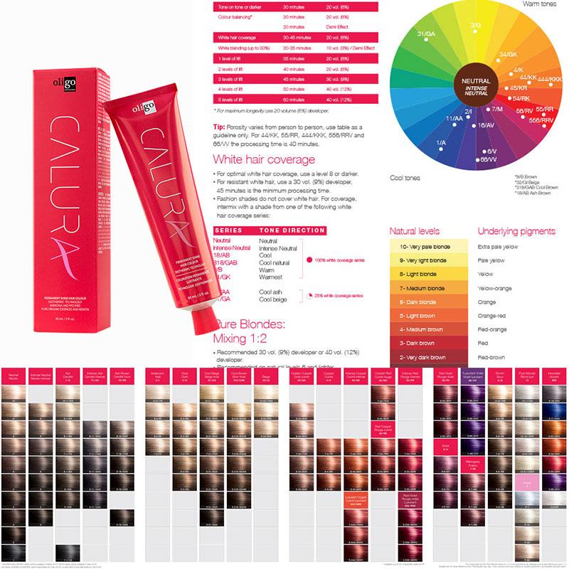 oligo calura color distributors in WA OR ID MT