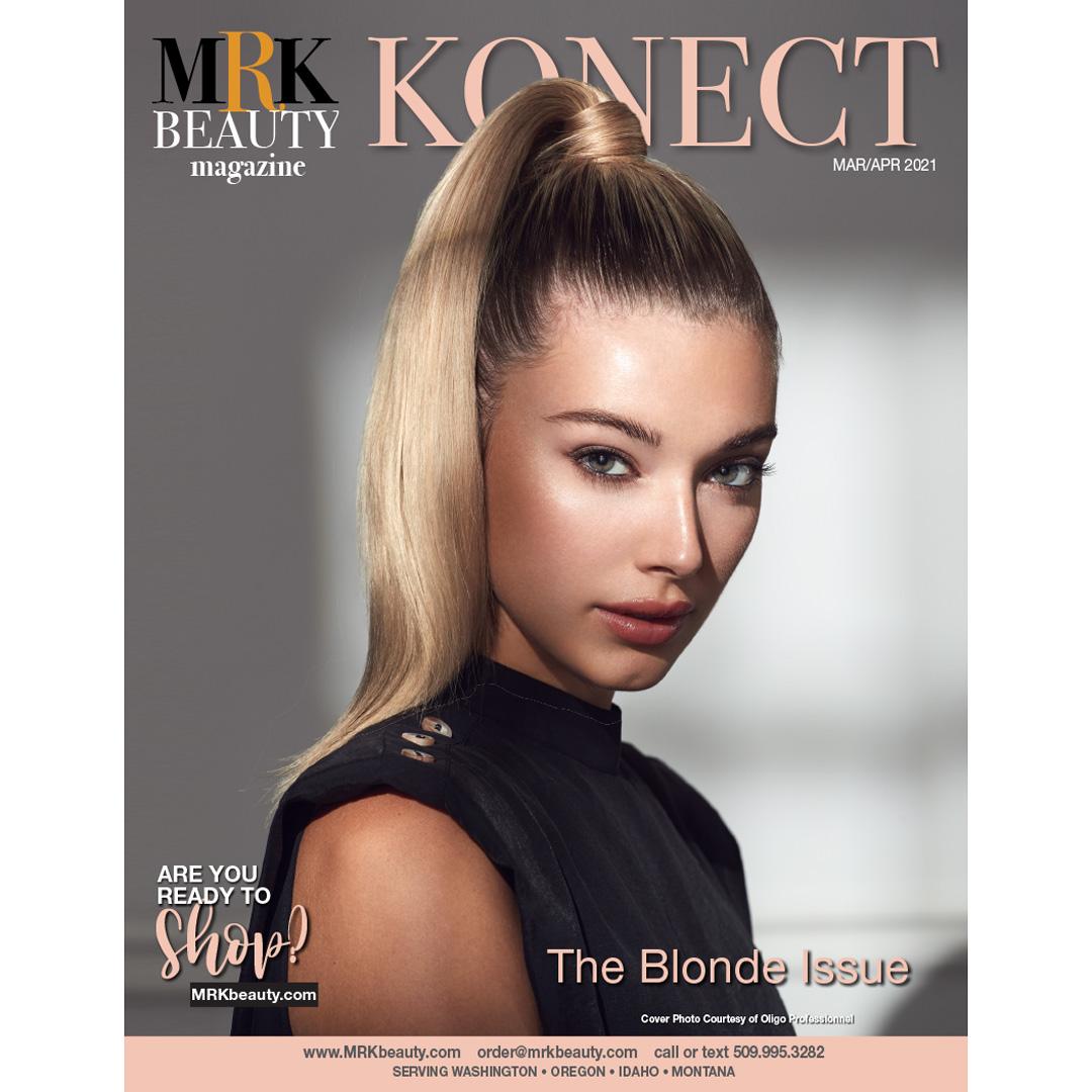MRK Beauty catalog salon distributor sales