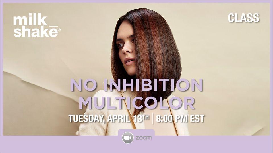 no inhibition color class