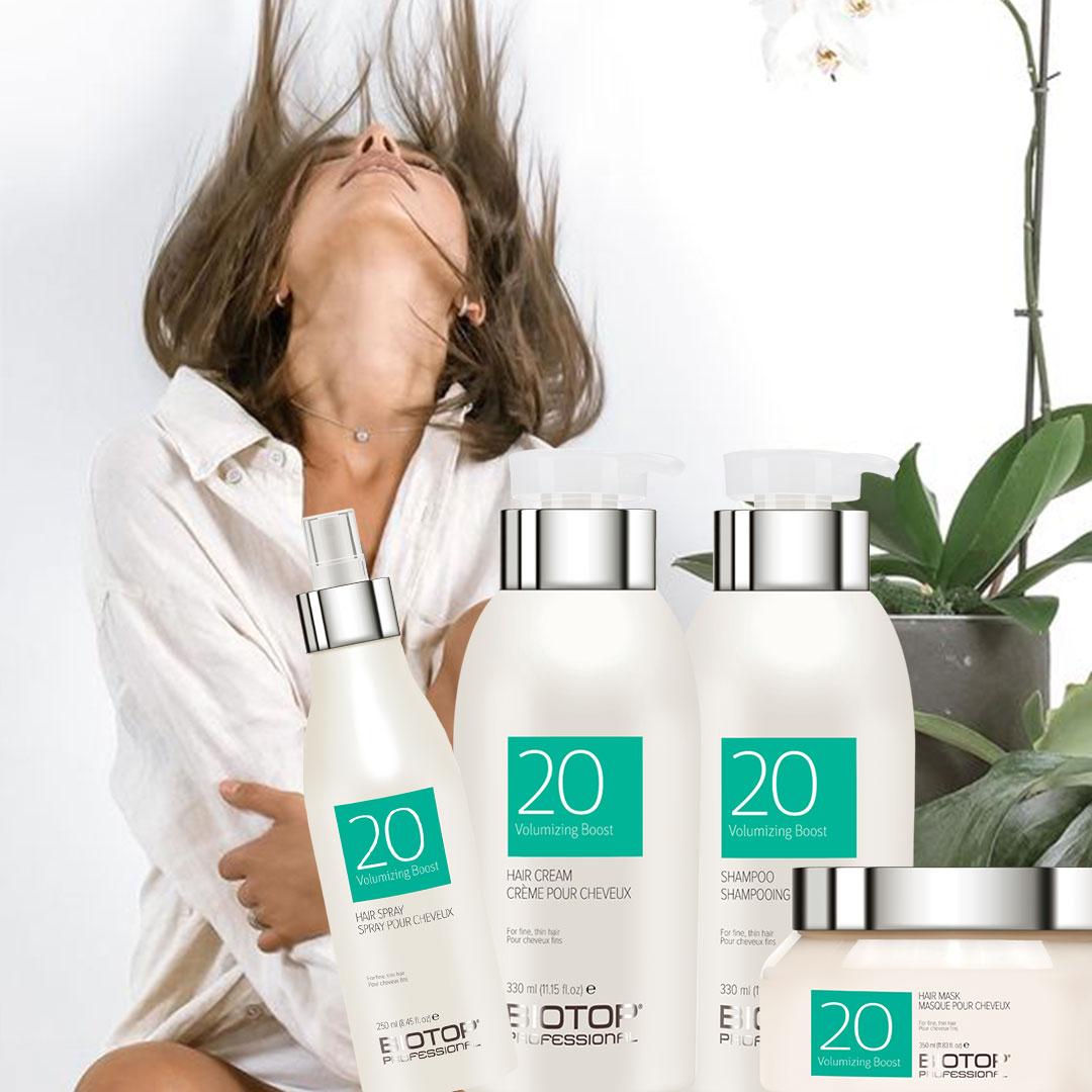 biotop professional hair products distributors 20 volumizing boost