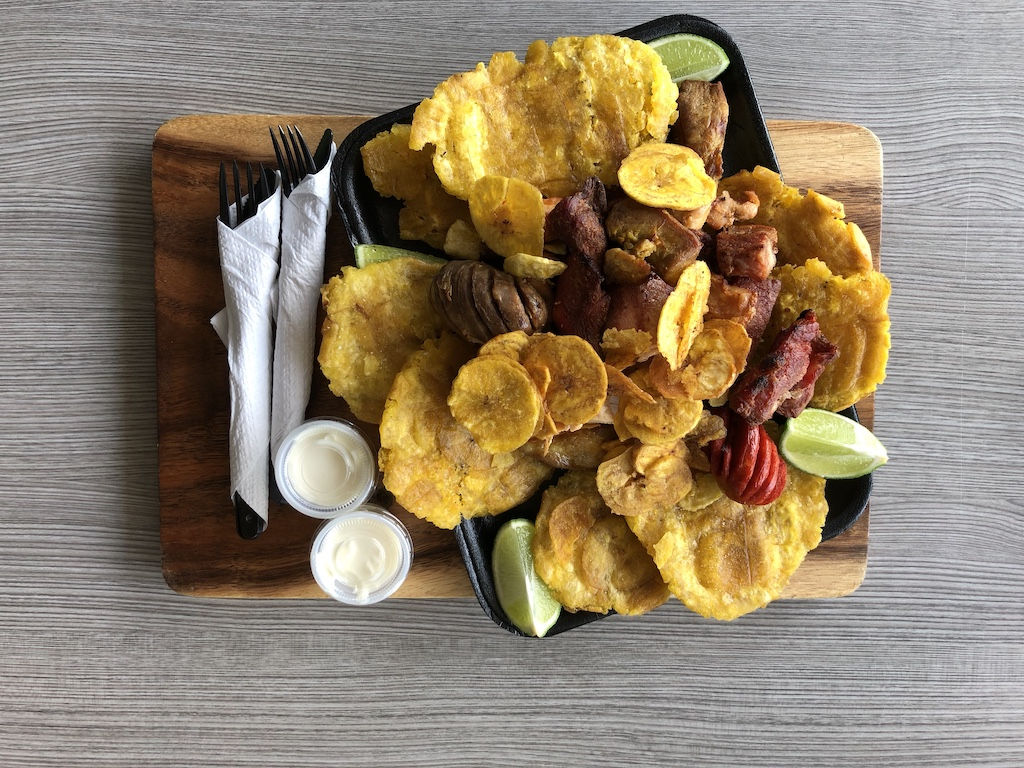 Travel Cartagena Colombia for the delicious food