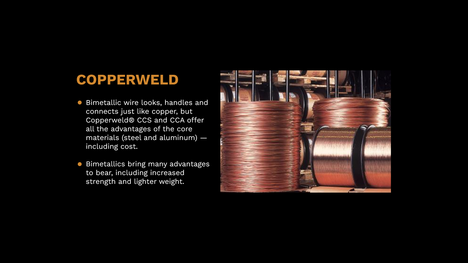 Copperweld