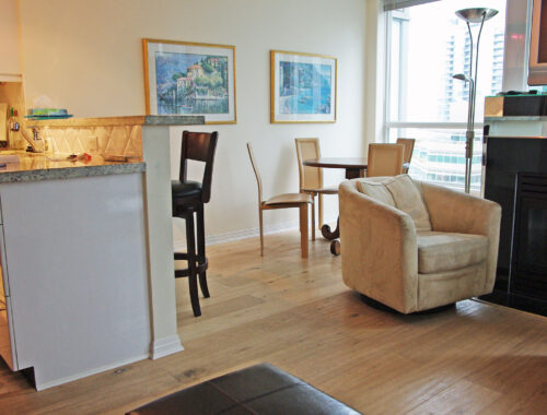 Coal Harbour Condo