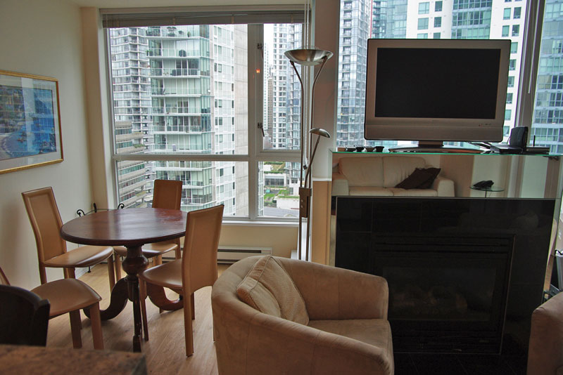 Executive Condos Coal Harbour Vancouver 1