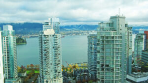 Executive Condos Coal Harbour Views