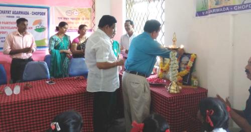 Celebration of Gandhi Jayanti and Shastri Jayanti 2020
