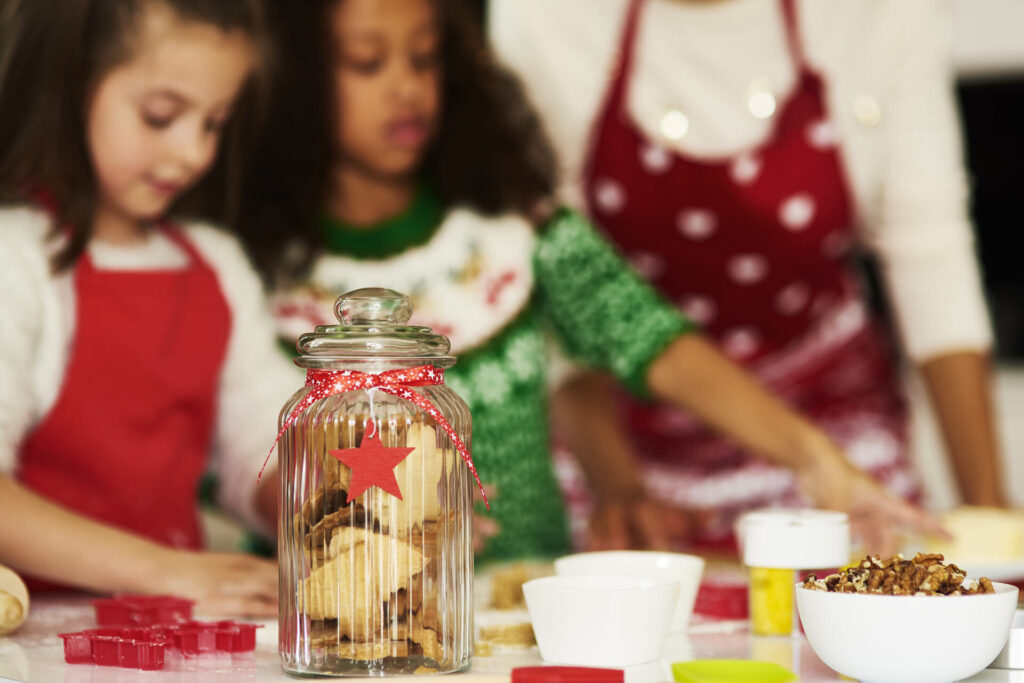Kids, girls 4 Ways to Create Your Own Christmas Traditions This Year