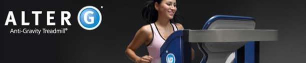 Alter G Anti-Gravity Treadmill