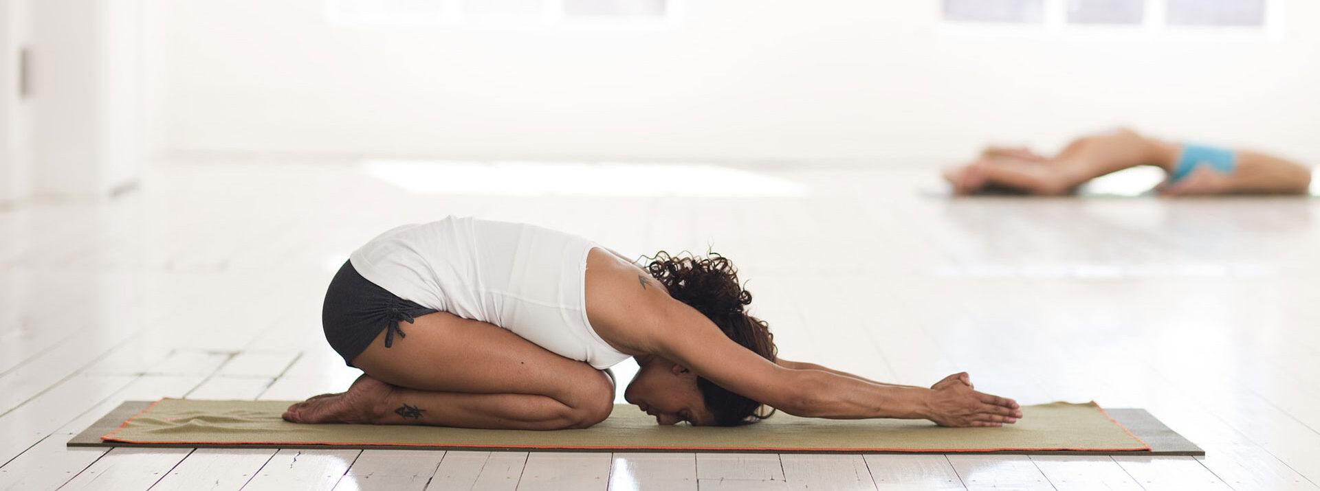 Gentle Hatha Yoga Class