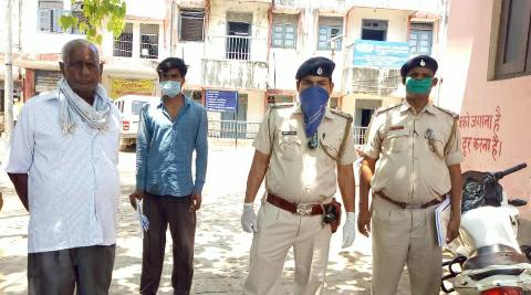 Bhojpur: A man accused of shutting down the liquor business was shot