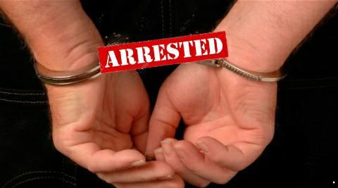 Arrested in Ara
