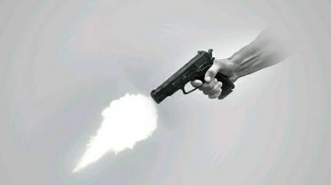 Pramod Rai shot