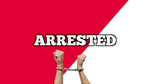 Arrested-Babu Bazar Ara