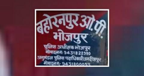 Raids in Bahoranpur Diara area, stir in liquor smugglers