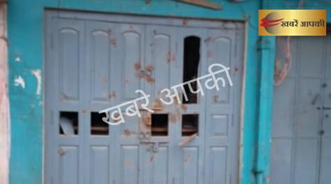 शाहपुर में दवा के रिएक्शन से छात्र के मौत के बाद हंगामा