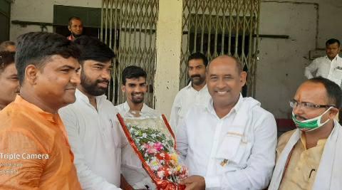Welcome-Vijender-Yadav