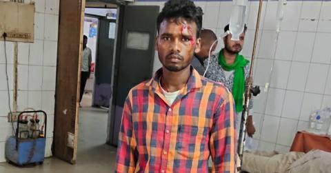 Bampali-injured