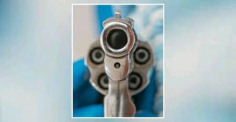 Youth shot Bihiya