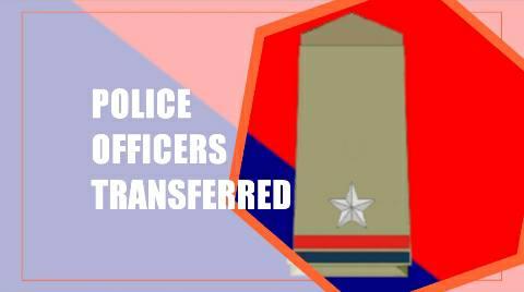 Police Transfer-