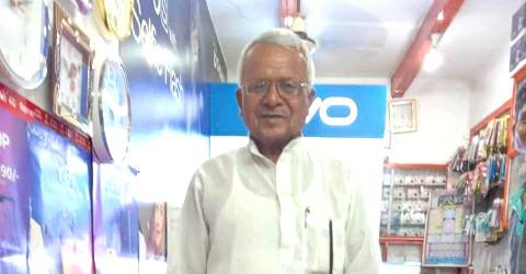 Shahpur-candidate-Buteshwar-yadav-MLA