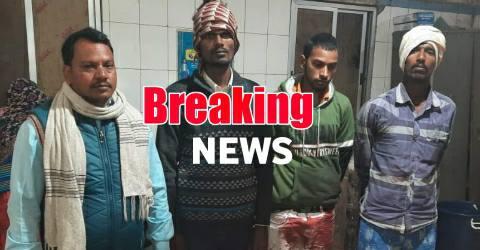 Harsh-firing-chanda-bhojभोजपुर में हर्ष फायरिंग में गोली लगने से युवक की मौतpur-Breaking-news-