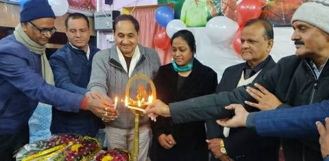 Pakdi - Music and Art Point's new building inaugurated