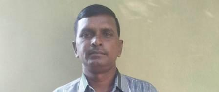 Mahavirganj Ekouni - Death due to deteriorating health of a soldier going to duty