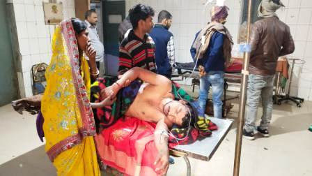 Young man spears in Manichhapra village in previous dispute