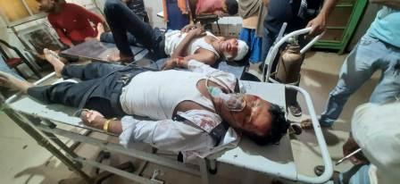 Bhadwar accident-Nitsh kumar