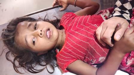 Child injured