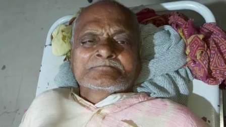 Elderly shot in Khandol