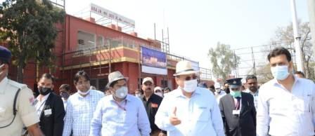 GM Inspection-Ara station