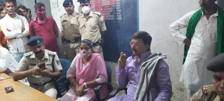 Gang Rape in Shahpur - MLA