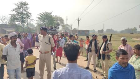 Hasanpura Ara-police