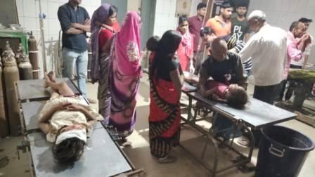 Injured in Haradiya
