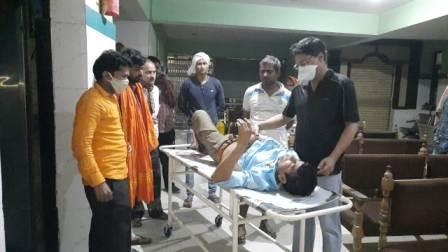 Jalpura-shot man-Injured