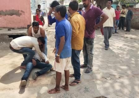 Kishor died in Dhamar
