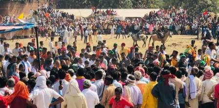 Madanpur Horse Racing