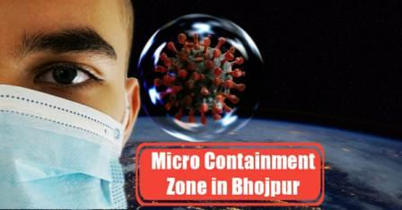 Micro Containment Zones in Bhojpur