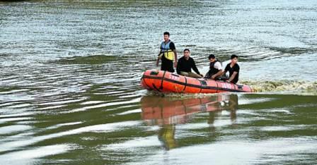 Kewatiya Ganga River-SDRF
