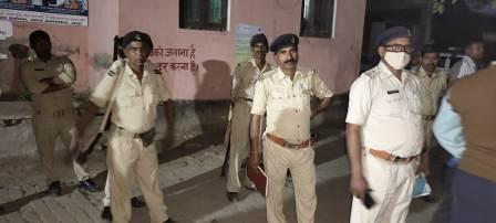 sangam Tola Jagdishpur Police