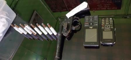 Weapons-Bulet-Bhikhampur Chauri