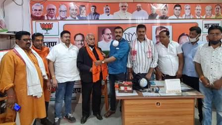 BJP 41st Foundation Day