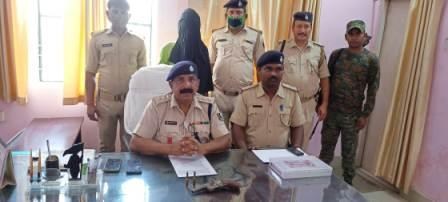 Bahronpur OP police
