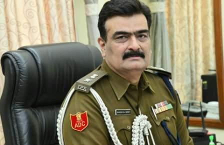 New SP of Bhojpur