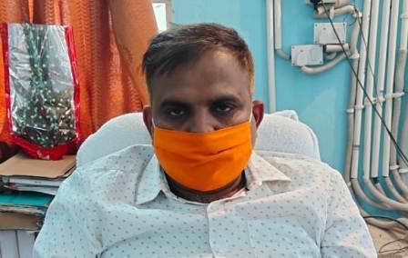 टाउन थाना इंचार्ज शंभू कुमार भगत द्वारा एफआईआर दर्ज कर अग्रिम कार्रवाई जारी