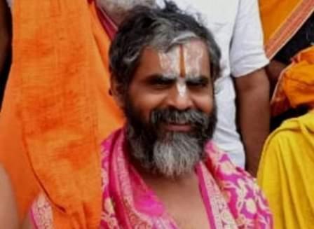 fake video of Sant Jeeyar Swamy