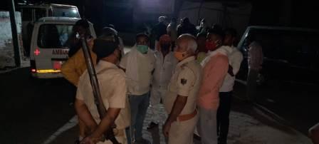 Ara Bazar murdered